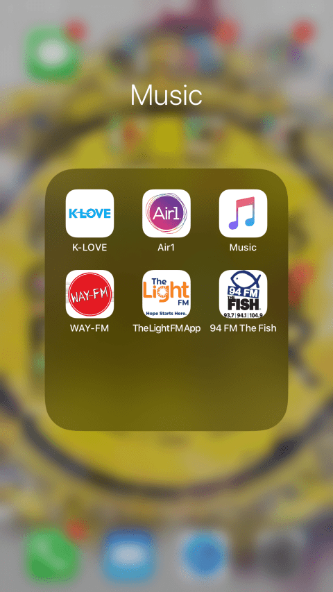 Christian Music Radio Apps - Like to listen to streaming music? Here are some good Christian Music Radio Apps to listen to.