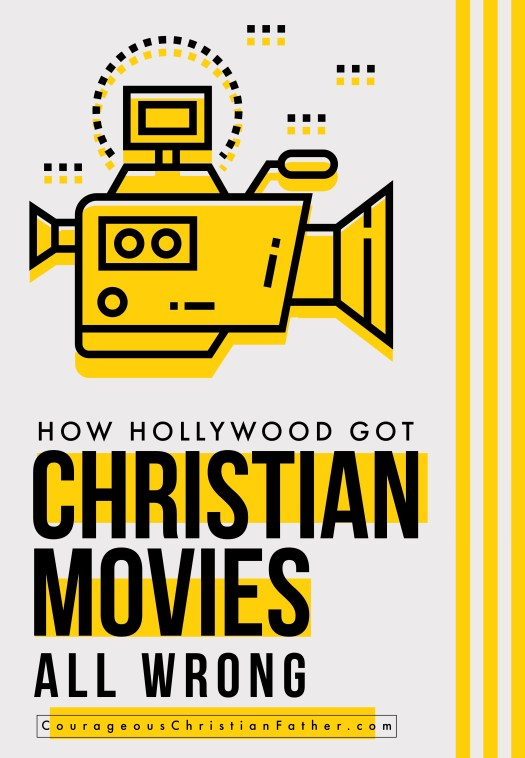 How Hollywood Got Christian Movies All Wrong - I share how I believe Hollywood got making Christian Movies all wrong. #ChristianMovies