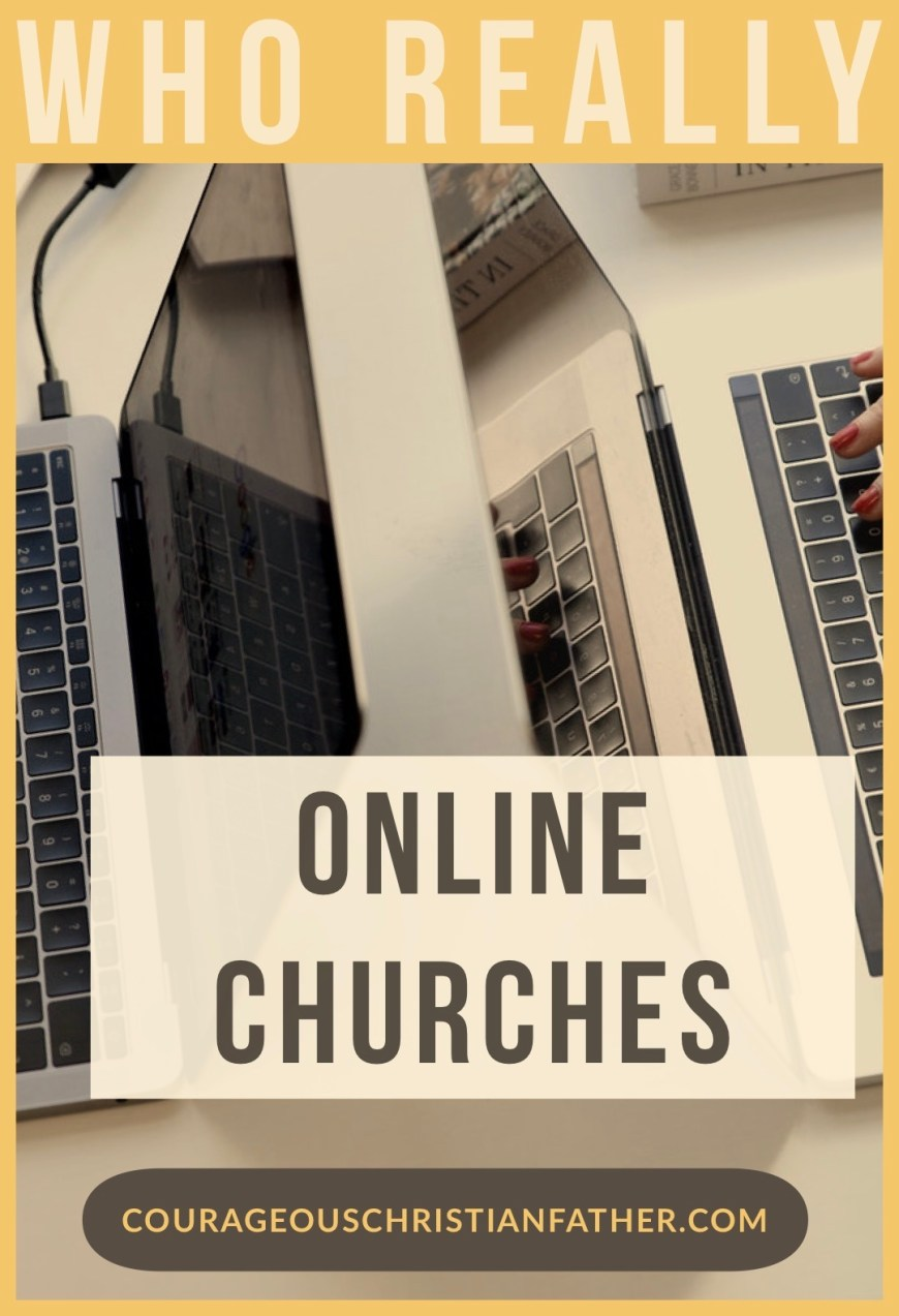 Who really uses online churches? I share about who uses online church. #OnlineChurch #OnlineChurches
