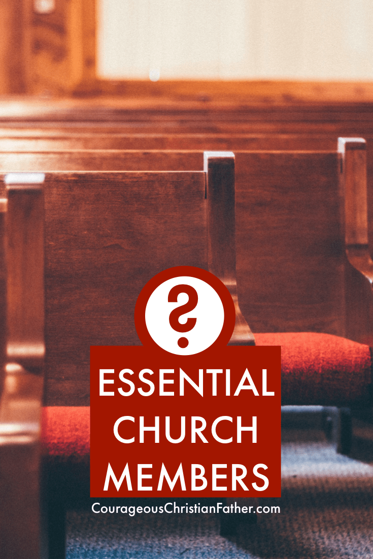 """Essential Church Members - Today the word """"essential"""" is important. In the church who is essential? #Essential #EssentialChurchMembers"""