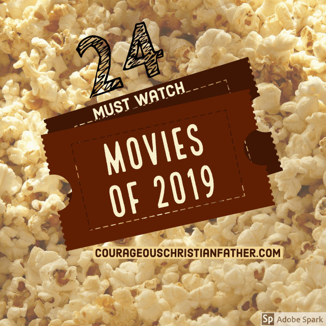 24 Must Watch Movies From 2019 - Here is a list of the movies that came out in 2019 that I enjoyed watching. #Movies2019