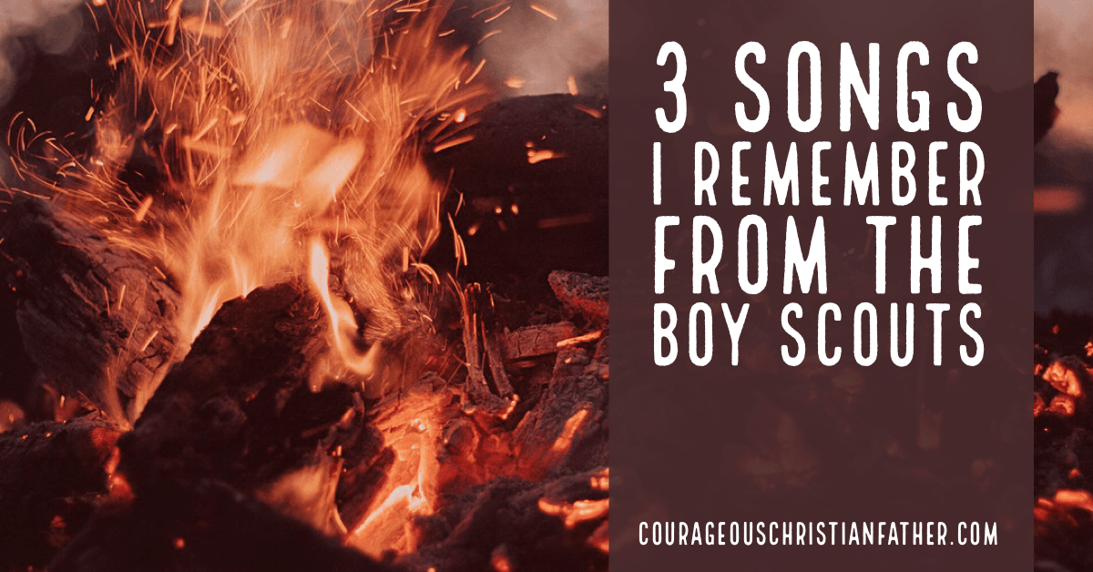 3 Songs I Remember from the Boy Scouts - I am going to share with you three songs that I remember singing when I was in the Boy Scouts. #BoyScouts #BoyScoutSongs