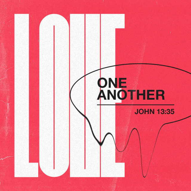 "VOTD May 10 - ""By this all men will know that you are My disciples, if you have love for one another."" John‬ ‭13:35‬ ‭NASB‬‬"