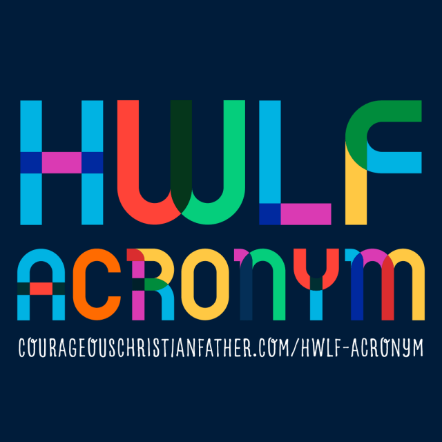 HWLF Acronym - I have been seeing this lately, wondering what it mean, I looked it up and this is what it means ... #HWLF