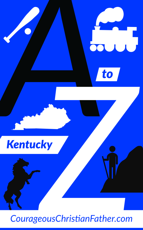 The A-Z of Kentucky - I take each letter of the alphabet and share something about Kentucky using each letter starting at A and ending at Z. #Kentucky