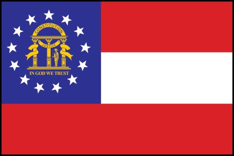 Georgia Prayer of the Day - Today's Prayer of the Day focuses on the state of Georgia. #Georgia #PrayeroftheDay