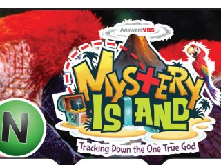 Mystery Island VBS Bingo Printable - Here is a VBS Bingo Printable to with the Answers in Genesis Mystery Island VBS.