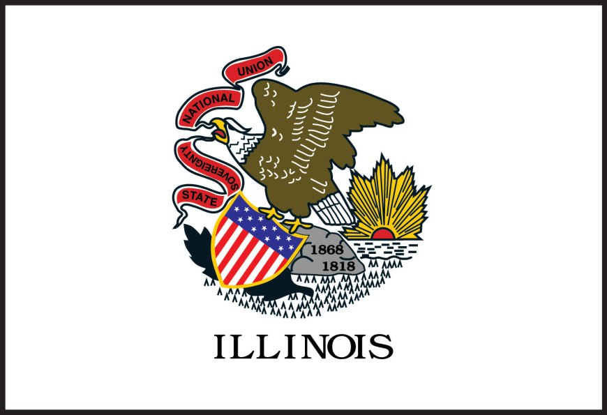 Illinois Prayer of the Day - Today's prayer focuses on the state of Illinois. #Illinois #PrayeroftheDay