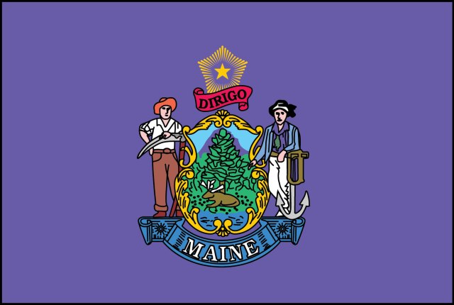 Maine Prayer of the Day - Today's Prayer of the Day focuses on the state of Maine. #Maine #PrayeroftheDay