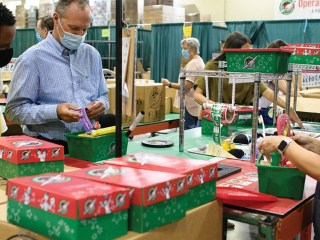 Shoeboxes are needed more than ever this year - Operation Christmas Child Aims to Reach Millions of Children with Hope this Year and believe that Even During the Coronavirus Pandemic, Everyone Can Bless a Child in Need.