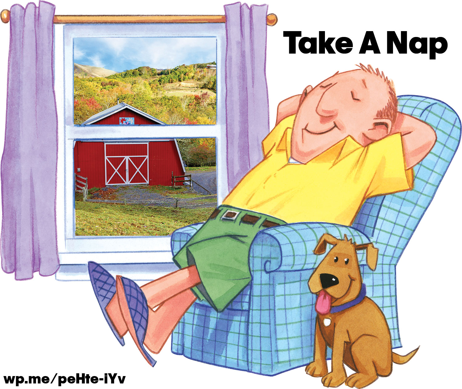 Take a nap - It's Biblical and it is good for you too. #Nap #Napping