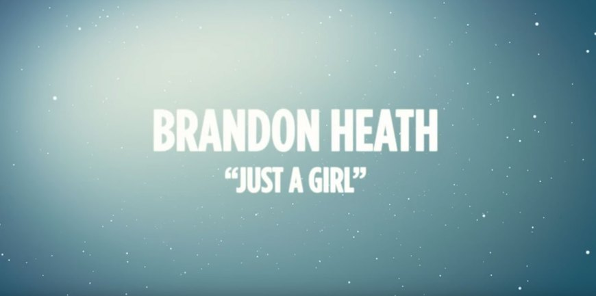 Just A Girl by Brandon Heath - A Christmas Song by Brandon Heath. It seems to go along with the story of the Innkeeper. #JustAGirl #BrandonHeath