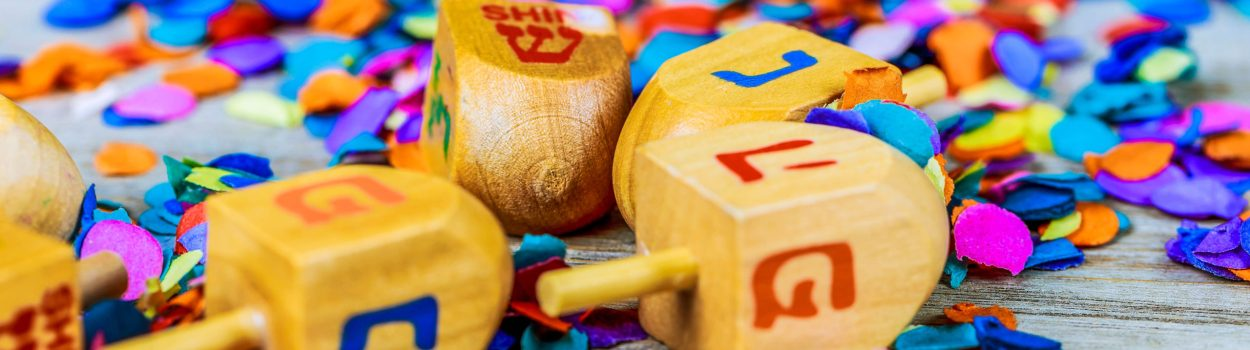Learn more about the Dreidel - Dreidels are especially popular during the eight-day Jewish festival of Hanukkah. Even though they may seem like novelty items for children, dreidels have a rich and interesting history. #Dreidel #Dreidels