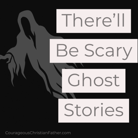 There'll Be Scary Ghost Stories - In the Christmas Song, It's the Most Wonderful Time of the year, there is mention of ghost stories. So why tell ghost stories during Christmas?