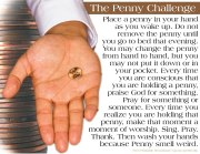 The Penny Challenge