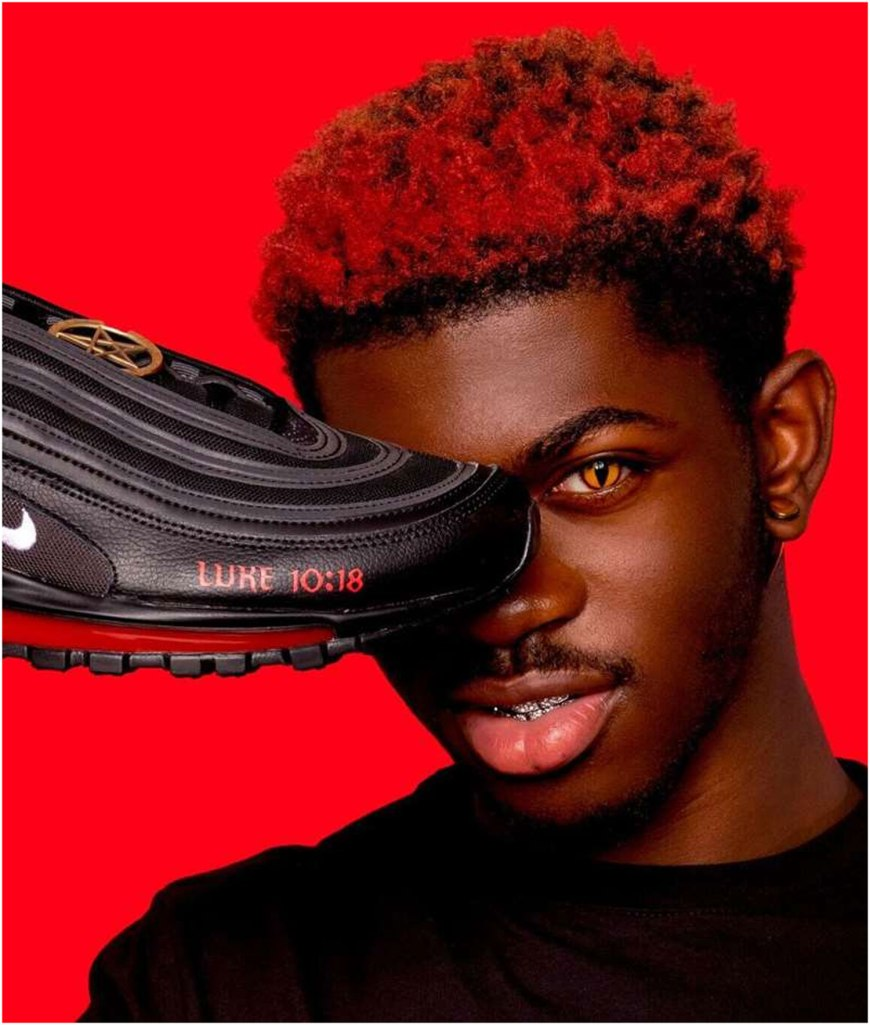 Nike Denies Involvement of Satan Shoes - a Shoe that came out around Palm Sunday, this shoe was done by Lil Nas X, that only made 666 shoes with human blood drop and a pentagram pendant. #SatanShoes #Nike