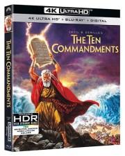 The Ten Commandments movie Celebrating its 65th anniversary