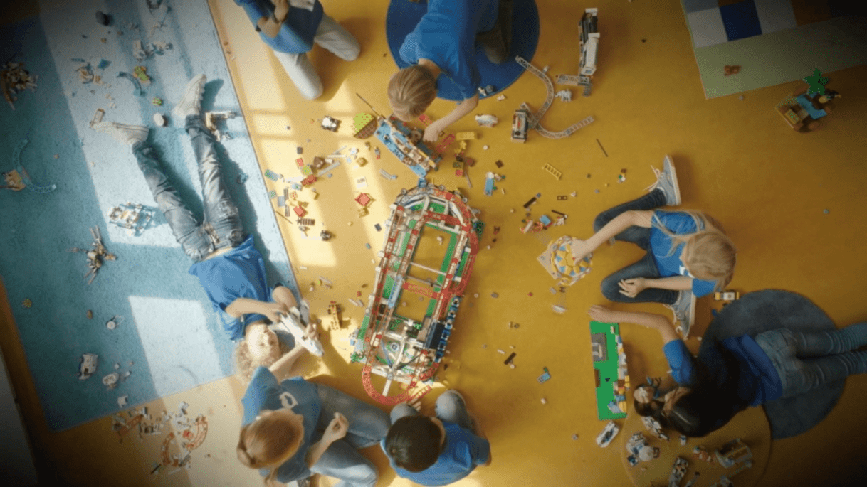 Lego Replay to give Lego bricks and donate them to children's non-profits across the country