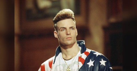 Vanilla Ice Can't Solve Your Problem. Only one person can!