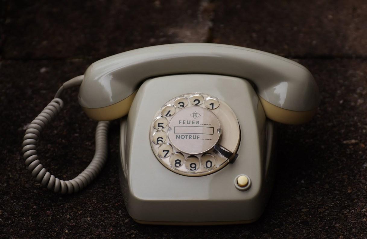 10 Digit Dialing