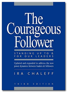 Followership Books: The Courageous Follower