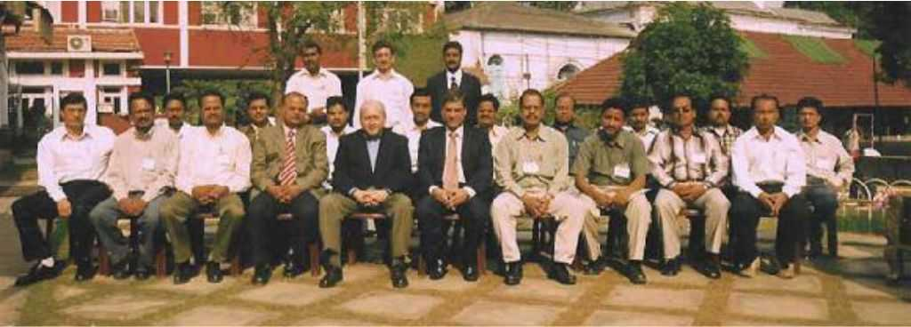 Followership international work at India