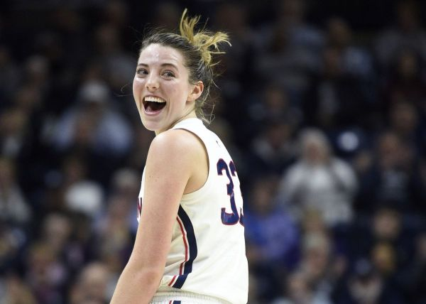 Katie Lou Samuelson's ankle injury was more severe than ...