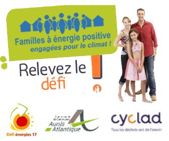 DÉFI FAMILLES A ÉNERGIE POSITIVE