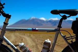 cadre vélo tour du Monde