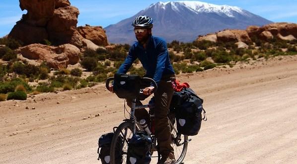 velo tour du Monde en Bolivie