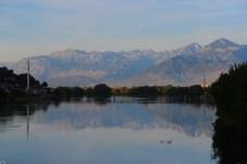 Montagnes Albanie