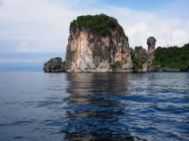 Rocher Aonang Thailande