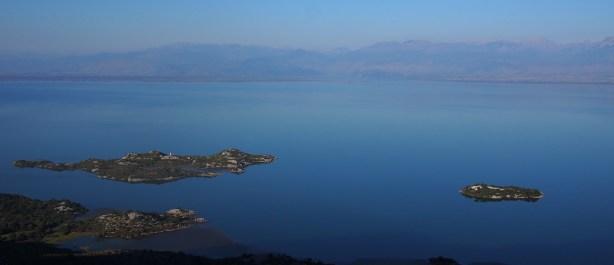 Lac Shkoder, Montenegro