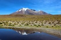 Volcan Sud Lipez Bolivie