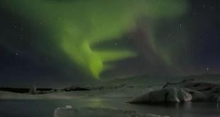 aurore boreale islande
