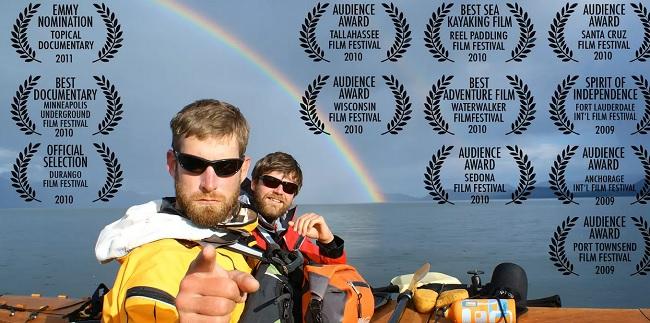 paddle to seattle documentaire kayak alaska