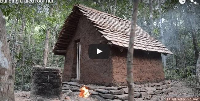 construction de cabane de zéro
