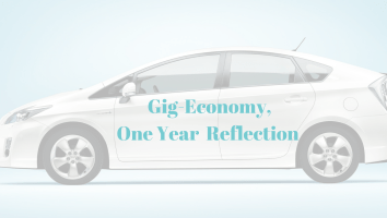 gig economy one year later courier hacker
