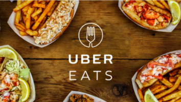 Drive for UberEats