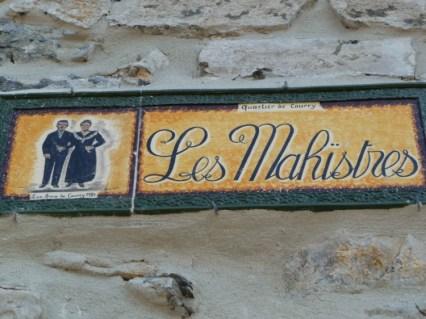 Les Mahistres