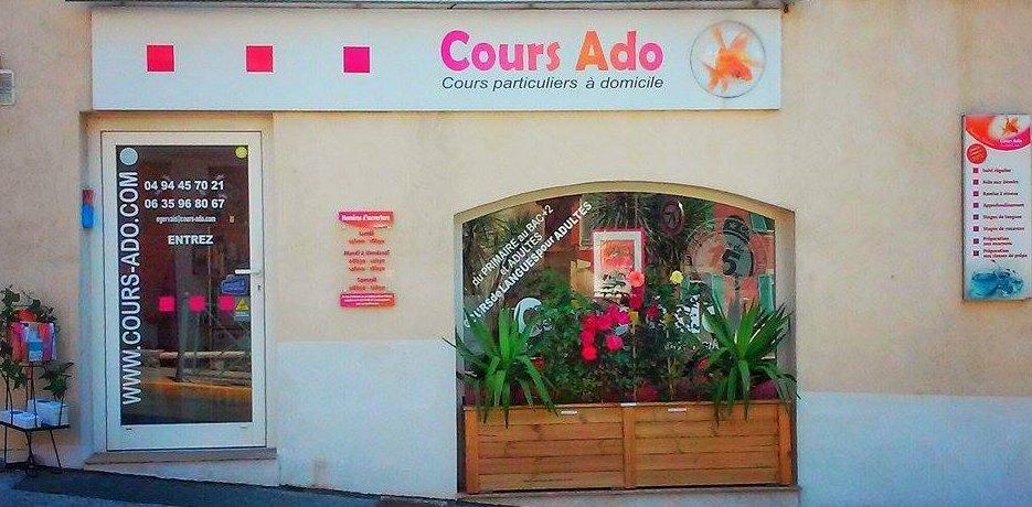 agence de soutien scolaire Cours Ado Sainte Maxime