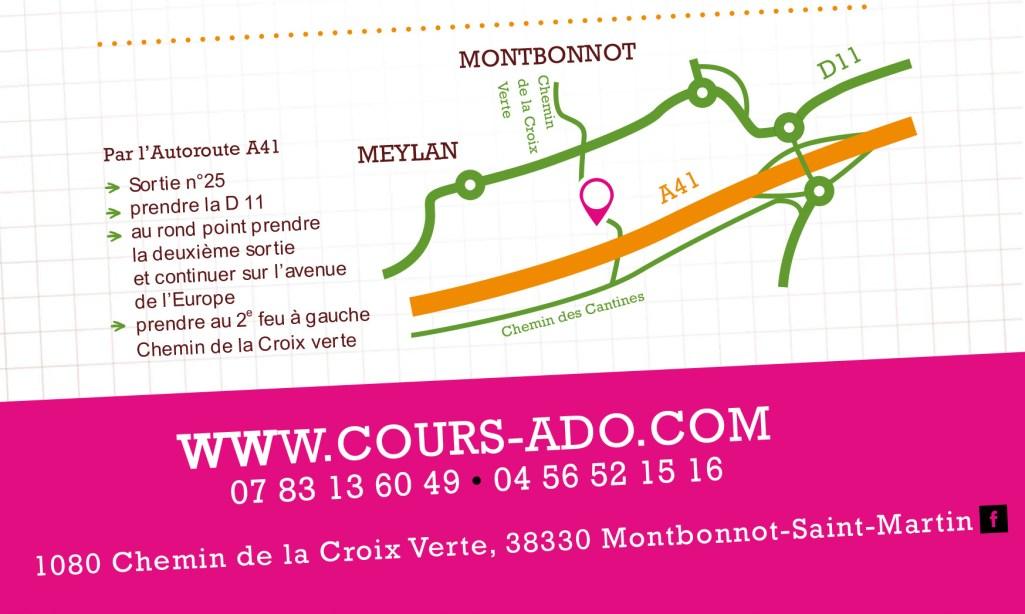 cours particuliers Montbonnot-Saint-Martin