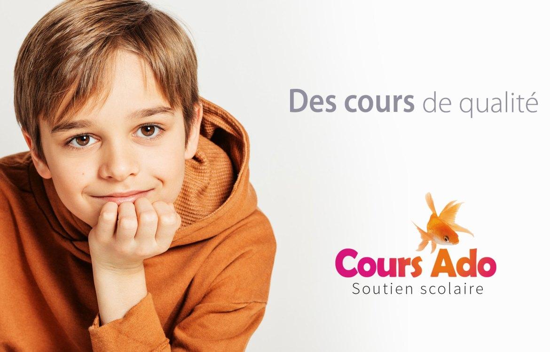 Des cours particuliers de qualité chez Cours Ado Caluire et Cuire
