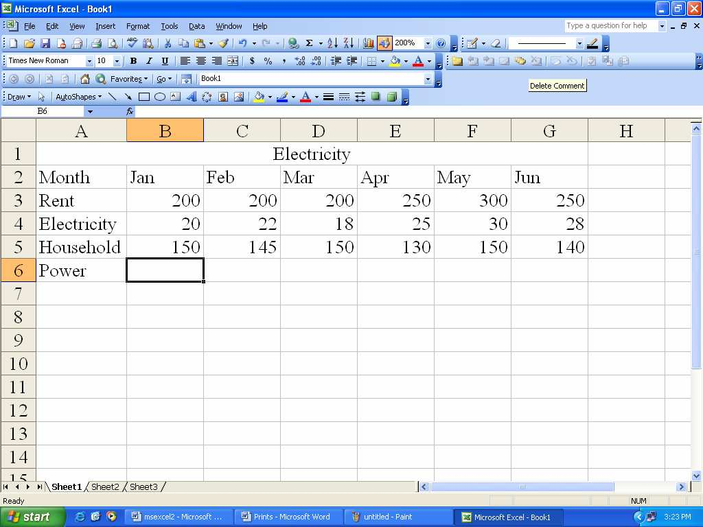 Tutorial Learn Excel In 30 Minutes