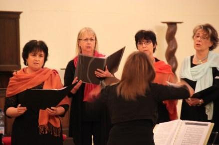 Choeur Saint Agne, sopranos et altos