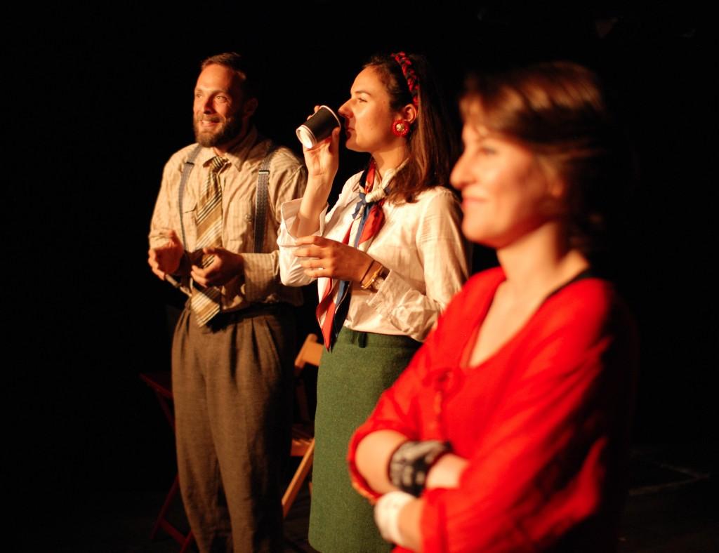 Cours de Théâtre et Spectacles 2016 Cours Acte 2