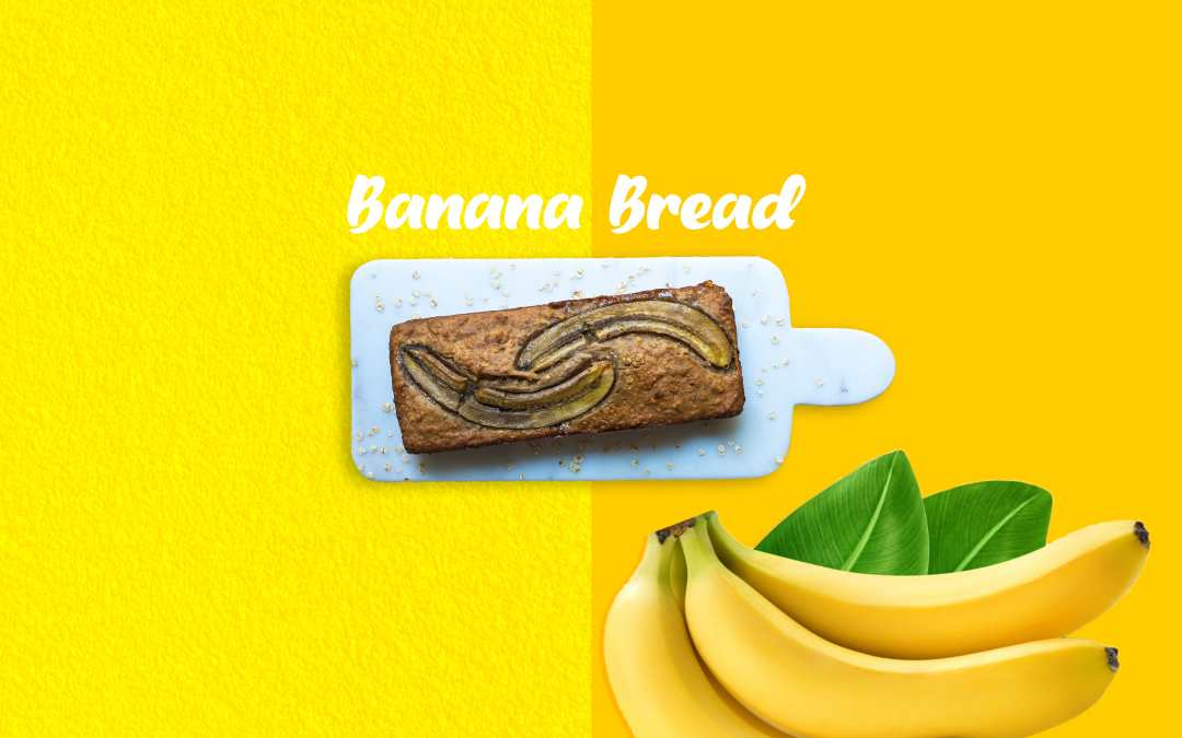 A Happy-Healthy Getaway in this Pandemic – Banana Bread