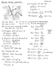 Piecewise Graphing Answer Worksheet