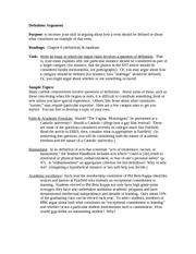 heroism definition essay