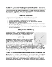 Lecture 9  Name HR Diagram Student Guide Background